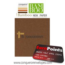 Bamboo Havana B1-700x1000mm 160gsm Paper