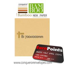 Bamboo Sahara B1-700x1000mm 160gsm Paper