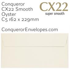 CX22 Oyster C5-162x229mm Envelopes