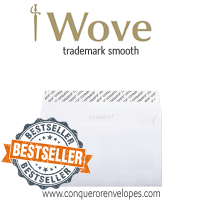 Wove High White C6-114x162mm Envelopes