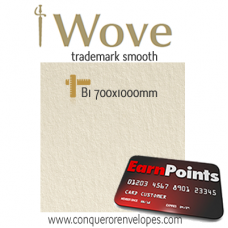 Wove Cream B1-700x1000mm 220gsm Paper