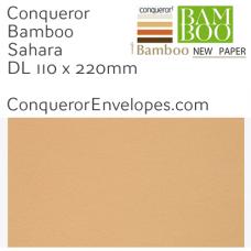 Bamboo Sahara DL-110x220mm Envelopes