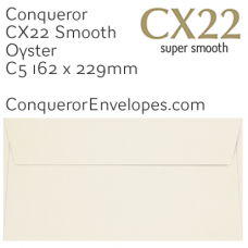 CX22 Oyster C5-162x229mm Envelopes