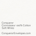 Connoisseur Soft White SRA2-450x640mm 110gsm Paper