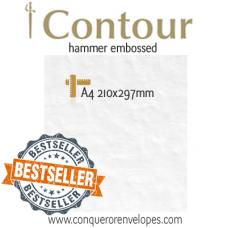 Contour Brilliant White A4-210x297mm 100gsm Paper