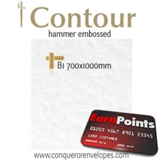 Contour Brilliant White B1-700x1000mm 120gsm Paper