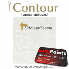 Contour Oyster SRA2-450x640mm 300gsm Paper