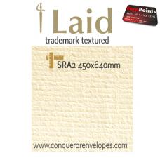 Laid Vellum SRA2-450x640mm 250gsm Paper