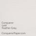 Laid Feather Grey DL-110x220mm Envelopes