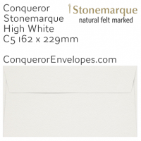 Stonemarque High White C5-162x229mm Envelopes