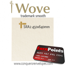Wove Oyster SRA2-450x640mm 300gsm Paper