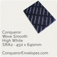 Wove High White SRA2-450x640mm 300gsm Paper